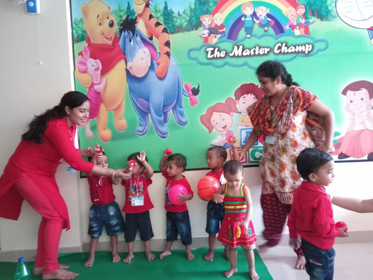 The Master Champ Preschool