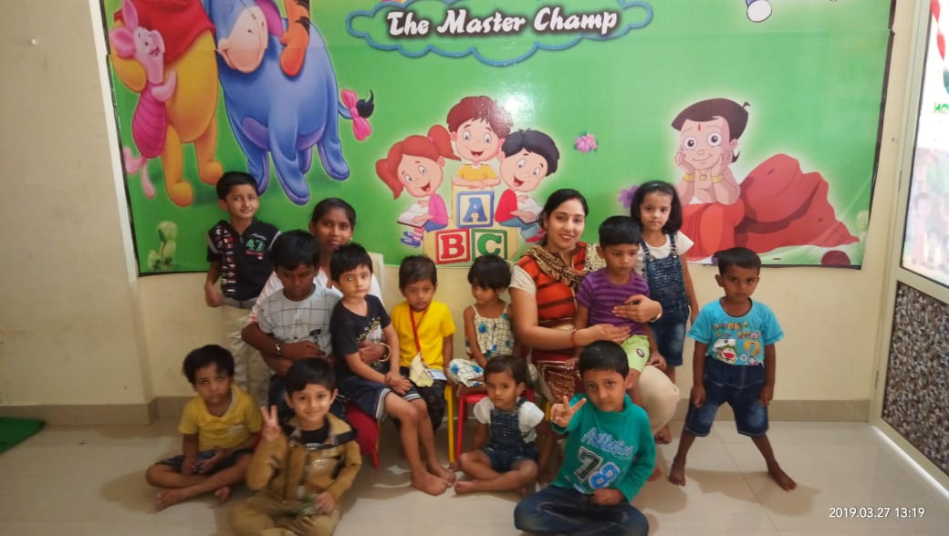 The Master Champ Preschool