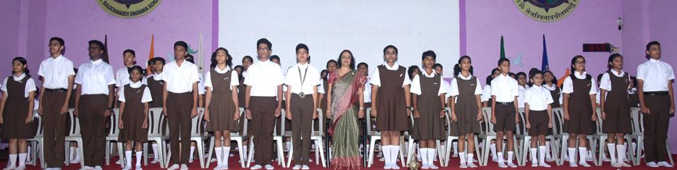Smt Sulochanadevi Singhania School