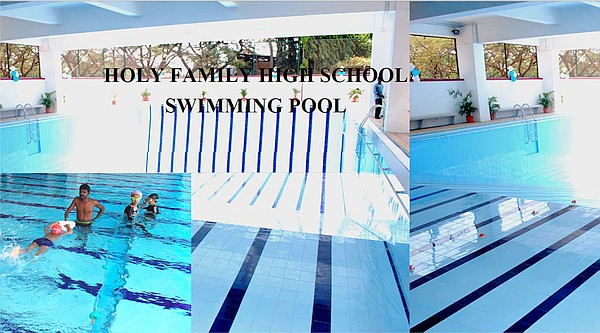 Holy Family High School & Junior College,Andheri East
