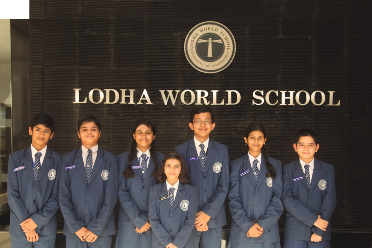 Lodha World School,Thane