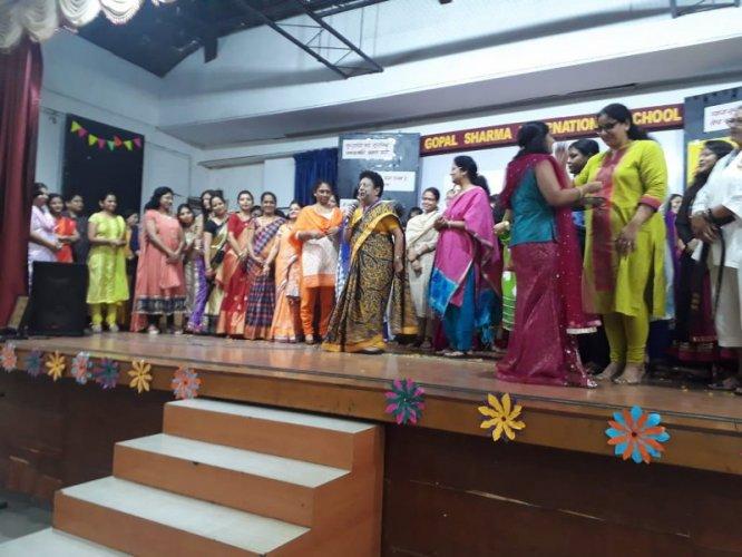 gopal sharma memorial school