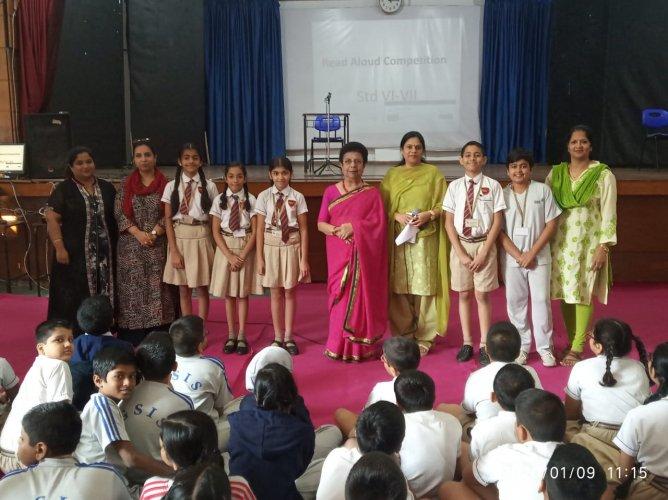 Gopal sharma international school