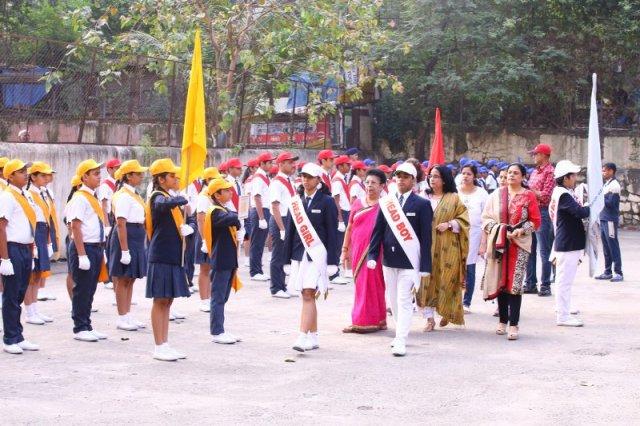 Gopal Sharma Memorial School,Powai