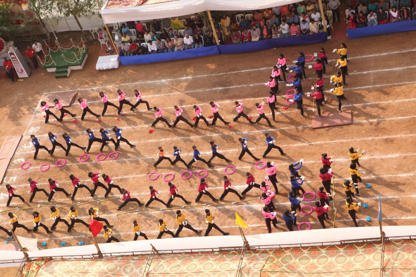 Pawar Public School,Powai