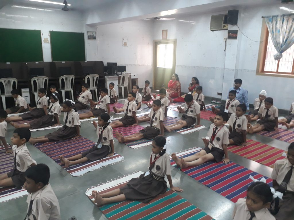 Shree Siddhi Vinayagar English High School
