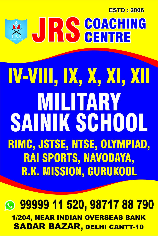 JRS Coaching Institute