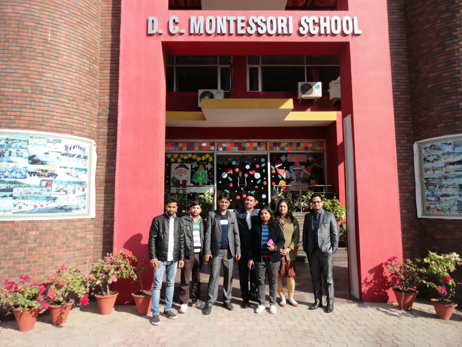 DC Montessori Senior Secondary School