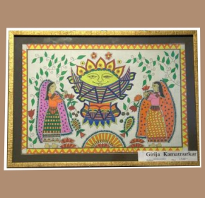 Art Chitrakalpa