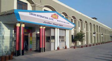 Canvas International Preschool