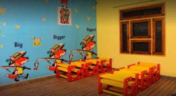 Rising Star Graduation of Preschool