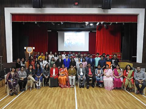 S. M. Shetty High School, Powai