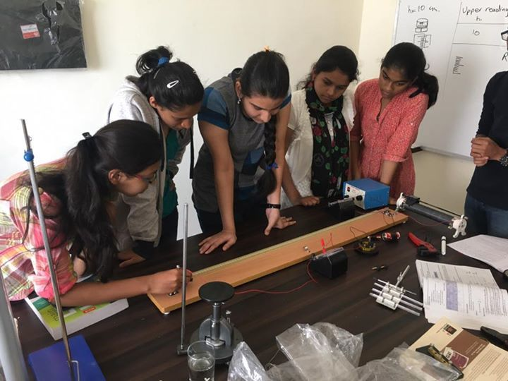 S M Kulkarni Maths and Science Academy