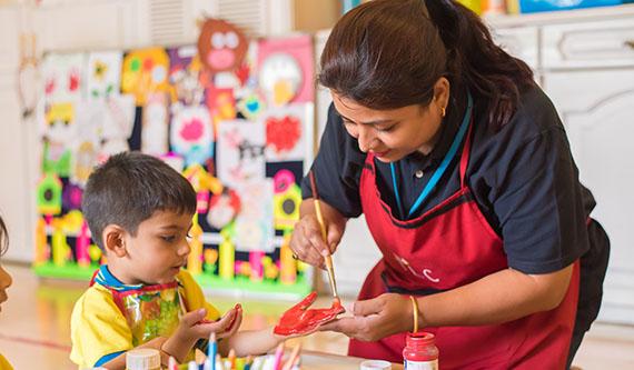 TLC Montessori Preschool