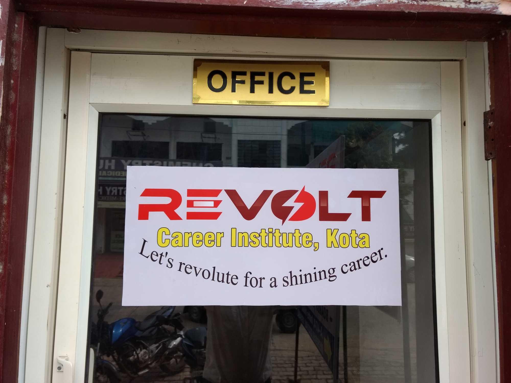 Revolt Career Institute