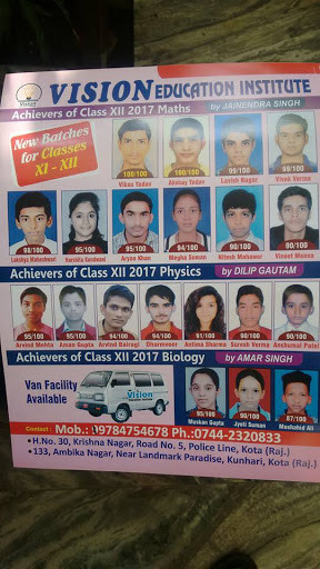 Vision Education Institute
