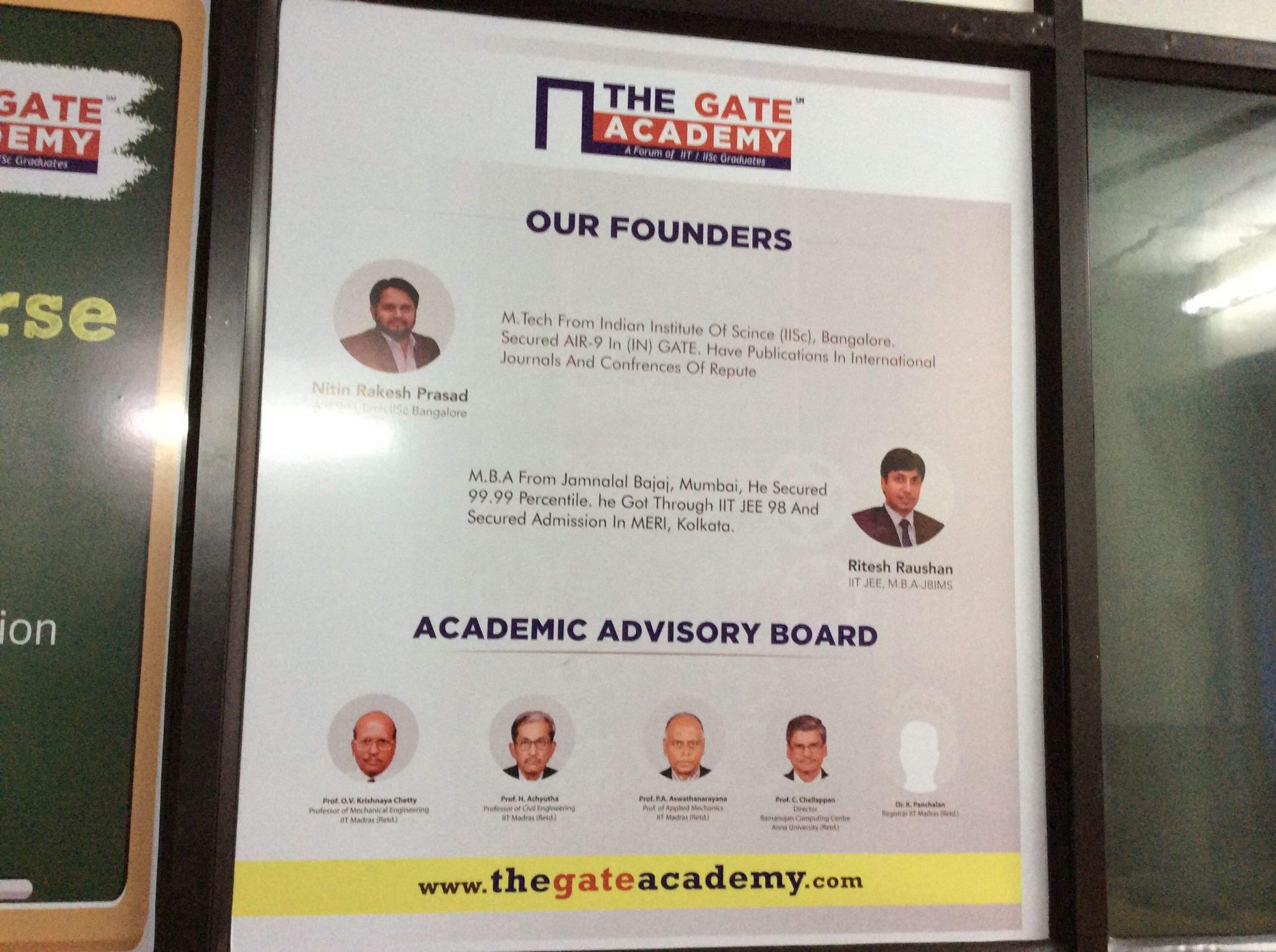 The Gate Academy