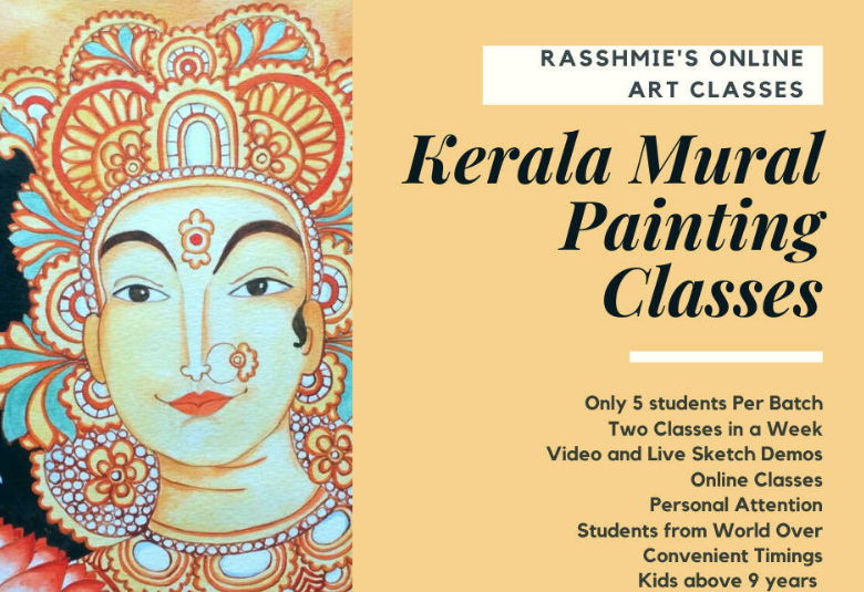 Rasshmie's Art and Craft Classes & Workshops – Online
