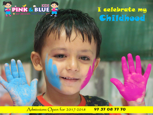 Pink & Blue Kids